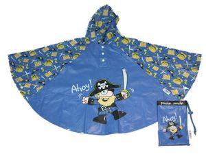 Bugzz Regenponcho Piraat