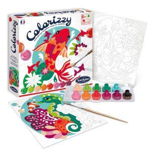 Colorizzy schilderen op nummer - Waterdieren