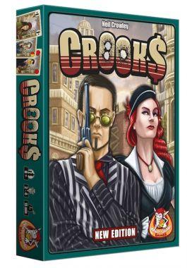 Crooks - kaartspel