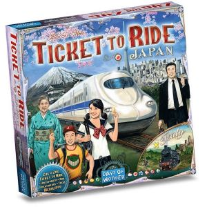 Ticket to Ride - Japan / Italy