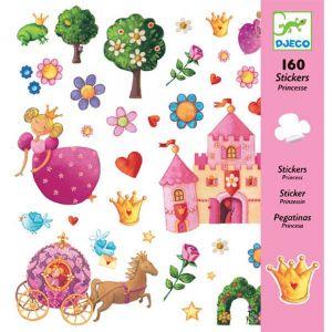 Djeco stickers - Prinses Marguerite