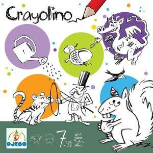 Djeco spel Crayolino - tekenen