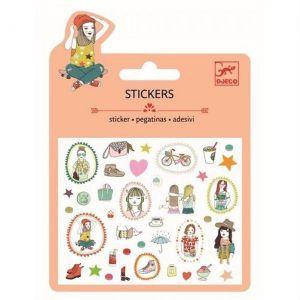 Djeco mini stickers - Fashion Mode