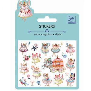 Djeco mini stickers - Feetjes