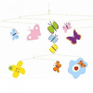Djeco mobiel - Vlinders