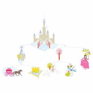 Djeco mobiel - Prinses