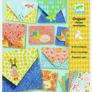 Djeco origami - Enveloppen vouwen
