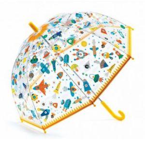 Djeco paraplu - In de Ruimte