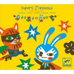 Djeco slingers - superhelden