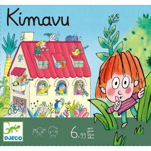 Djeco spel Kimavu - verstoppertje