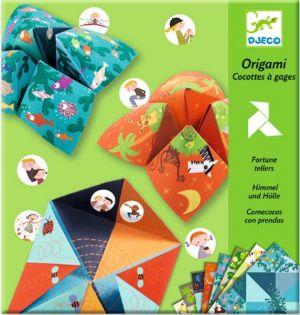 Djeco origami - Vogelspel