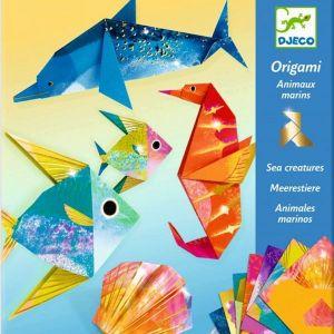 Djeco origami - Zeedieren