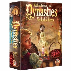 Dynasties - bordspel