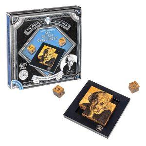 Einstein - Six Square Challenges