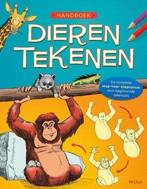 Deltas - Handboek Dieren Tekenen