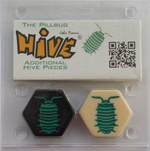Hive Pillbug - uitbreiding pissebed