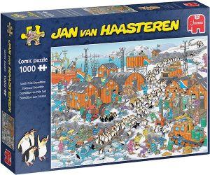 Jan van Haasteren - Zuidpool Expeditie (1000)