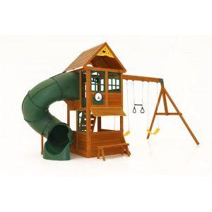 Kidkraft houten speeltoestel - Forest Ridge