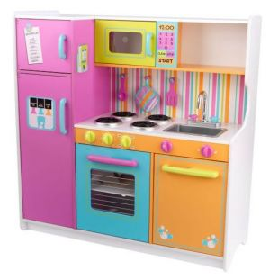 Kidkraft Keuken - Deluxe Big & Bright Kitchen