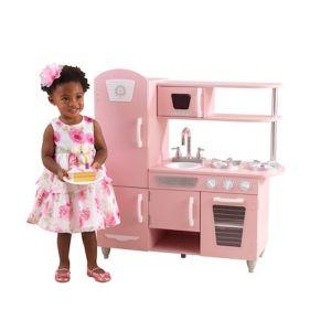 Kidkraft speelkeuken - Vintage Kitchen Pink