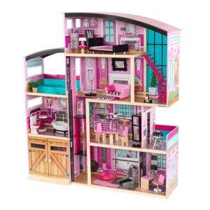 Kidkraft Poppenhuis - Shimmer Mansion