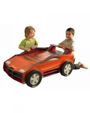 Kidkraft speeltafel auto - Speedway Play N Store