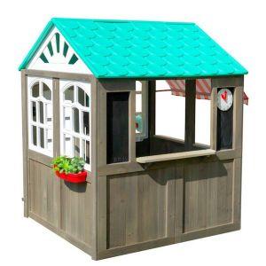 Kidkraft houten speelhuis - Coastal Cottage