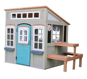 Kidkraft houten speelhuis - Preston