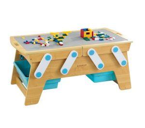 Kidkraft Building Bricks Play 'n Store - Lego Duplo Bouw- en speeltafel