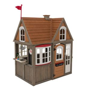 Kidkraft houten speelhuis - Greystone Cottage