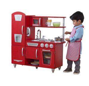 Kidkraft speelkeuken - Red Vintage