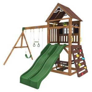 Kidkraft houten speeltoestel - Lindale