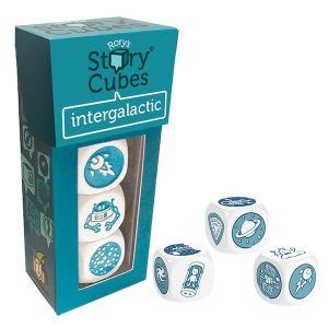 Rory Story Cubes - verhaaldobbelstenen uitbreiding Intergalactic
