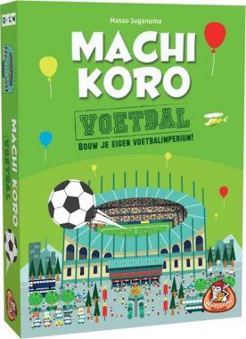 Machi Koro - Voetbal