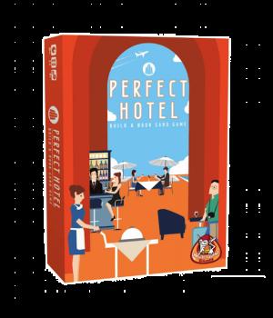 Perfect Hotel - kaartspel