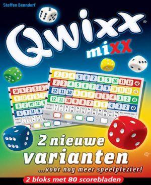 Qwixx Mixx - scoreblocks