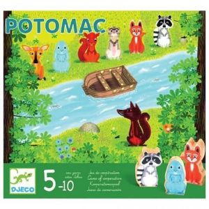 Djeco spel - Potomac