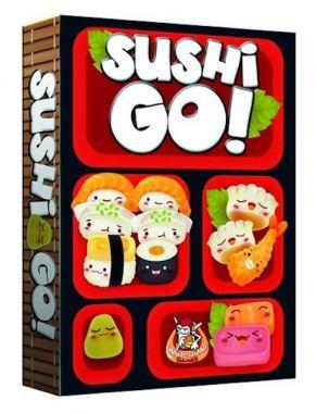 Sushi Go! - kaartspel