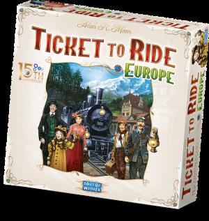 Ticket to Ride - Jubileum editie