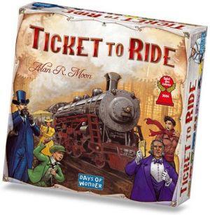 Ticket to Ride - USA (NL)