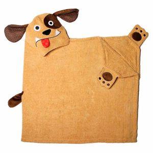 Zoocchini badcape badjas Dog Duffy - Duffy de hond